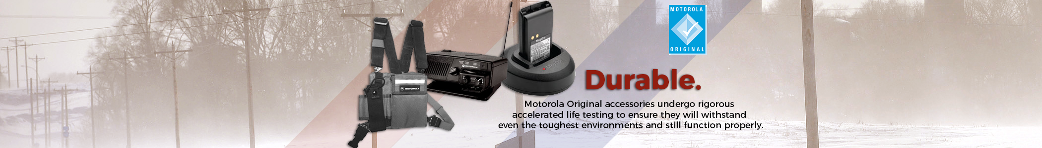 Motorola Durable Slide